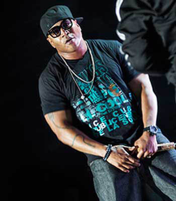 LL Cool J live in concert